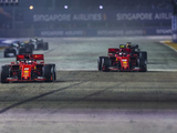 Why Ferrari did not swap Vettel and Leclerc back in Singapore