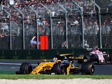 Overtaking 'almost impossible' in 2017 F1 cars, says Hulkenberg