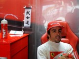 Alonso quickest in disrupted first practice session