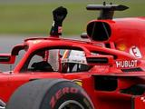 Ross Brawn apologises to Winnie Harlow over chequered flag mishap
