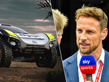 Button to race for own team in Extreme E