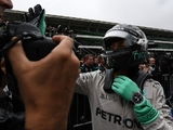Rosberg's trainer was just as surprised as anyone else