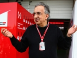 Marchionne: Ferrari at the same level as Mercedes