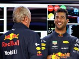Marko: Ricciardo told us he was going to sign
