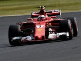 Raikkonen Bemoans Tyre Issue that Denied him Second at Silverstone