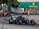 Hamilton: Party mode ban makes racing worse