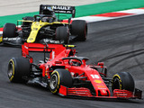 Leclerc 'extremely happy' as Ferrari find race pace