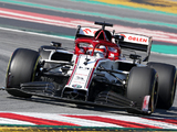 Raikkonen goes P1 then red, DAS makes headlines