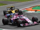 Force India a major threat to Renault for fourth in F1 - Sainz