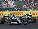 Hamilton chose not to block Bottas's pass for British GP lead