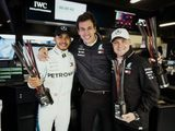 "Toto Wolff: ""Mercedes has Become Lewis' Home in Formula One"""