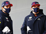 Verstappen aspirations unchanged by Perez Red Bull partnership