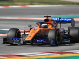 McLaren's Sainz finishes first race simulation without any issues