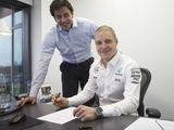 Wolff: Bottas a 'great fit' for Mercedes