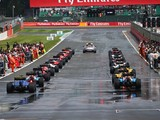 Wet standing starts green light includes new terms from F1 teams