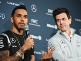 Wolff dubs Hamilton incidents 'hiccups'