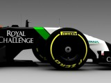 Green: Nose the stand-out feature of VJM07
