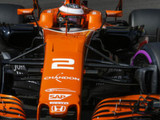 McLaren all for budget cap