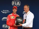 Vettel Delighted with Fifty-Fifth Career Pole in Home Grand Prix