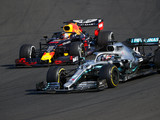 Hamilton hails 'respectful' battle with Verstappen