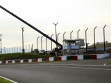 Suzuka installs larger crane for 2015