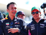'Horner spoke with Perez amidst concerns over Albon'