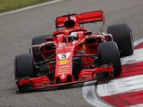 Chinese GP qualifying: Vettel denies Ferrari partner Raikkonen pole
