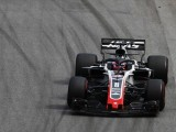 Grosjean 'impressed' with Haas performance after first lap clash