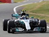 Bottas quickest in first Silverstone practice as Shield debuts