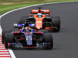 Japanese GP: Race notes - Toro Rosso