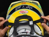 Lewis Hamilton takes on Ayrton Senna helmet colours for Brazilian GP