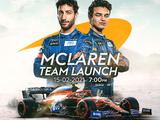 McLaren to kick off F1 2021 with first car reveal