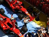 Vettel: Good to see other teams copying Ferrari