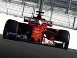 F1 Russia: Mercedes on the Back Foot as Vettel Tops FP2 in Sochi