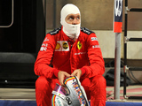 Vettel: If I didn't look, we'd crash again