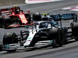 Valtteri Bottas had misfire during closing stages of French GP