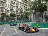 F2 racers react to F1 young driver practices