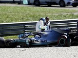 Bottas prefers punishing tracks despite 25G F1 Austrian GP crash