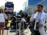 Palmer dismayed as problems in Baku ruin chance to shine