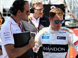Vandoorne 'pretty sure' of McLaren stay