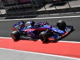 Upgrade struggles put Toro Rosso Formula 1 team behind target