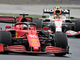 Ferrari feeling 'bitter' as win escapes Leclerc
