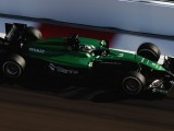 Kobayashi 'scared' by Caterham suspension fix