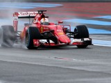 Vettel top as Pirelli concludes wet tyre test