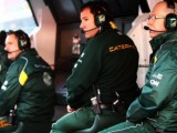 Caterham restructures Technical Department