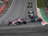 Perez downbeat after being outdone by Grosjean, Haas