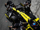 In photos: Alonso returns to F1 test action with Renault