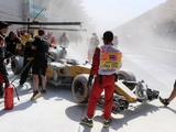 Magnussen ponders Halo question after fire drama