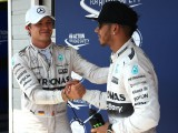 Lewis Hamilton: Relationship with Nico Rosberg is working for Mercedes