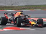 """Max Verstappen: """"I'm quite happy with the car so far"""""""